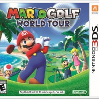 Mario Golf World Tour jaquette