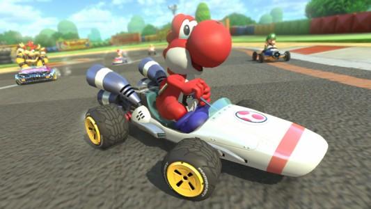 Mario Kart 8 DLC véhicule