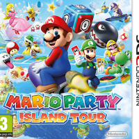 Mario Party Island Tour jaquette