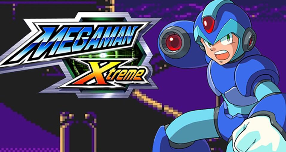 Mega Man Xtreme LightninGamer (00)