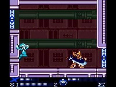Mega Man Xtreme LightninGamer (08)