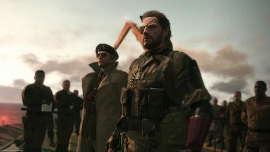 Metal Gear Soliv V The Phantom Pain
