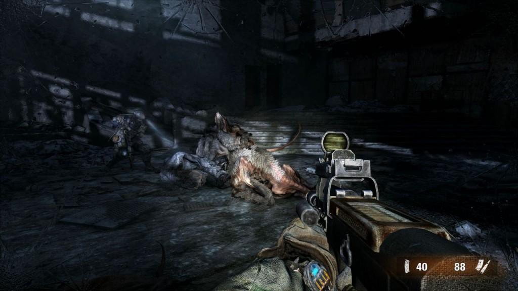 Metro : Redux Gameplay