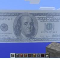 Minecraft argent