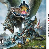 Monster Hunter 3 Ultimate 3DS jaquette