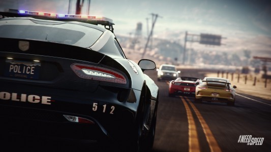 Need for Speed Rivals Course