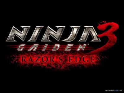 Ninja Gaiden 3 Razor's Edge Logo