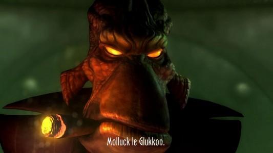 Oddworld - Abe's Oddysee New'n tasty Glukkon