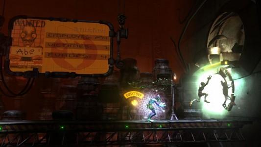 Oddworld - Abe's Oddysee New'n tasty sauvetage