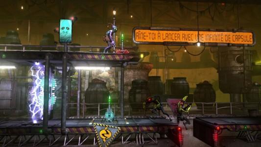 Oddworld - Abe's Oddysee New'n tasty trappe