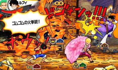 One Piece - Super Grand Battle! X furie