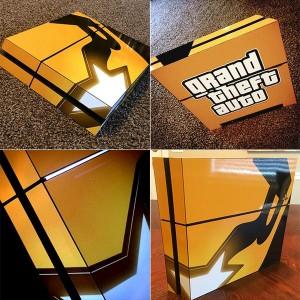 PlayStation 4 GTA 5