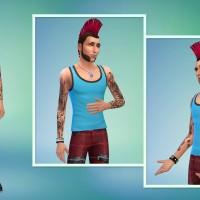 Test Les Sims 4