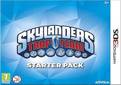 Skylanders Trap Team 3DS Lightningamer