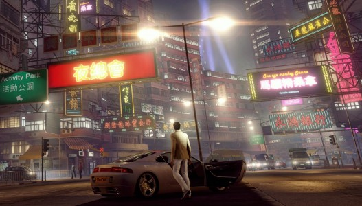 Sleeping Dogs - Definitive Edition voiture