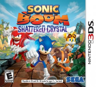 Sonic Boom - Shattered Crystal