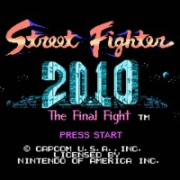 Street Fighter 2010 The Final Fight