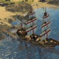 Stronghold Crusader II bâteau