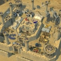Stronghold Crusader II château