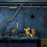 Teenage Mutant Ninja Turtle Danger of the Ooze Lightningamer (04)