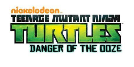 Teenage Mutant Ninja Turtles Danger of the Ooze titre