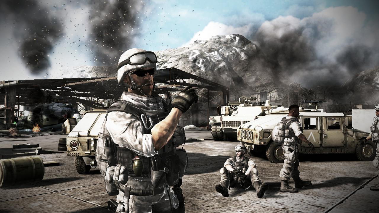 Heavy Fire : Afghanistan début