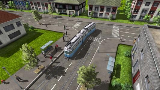 Train Fever tram