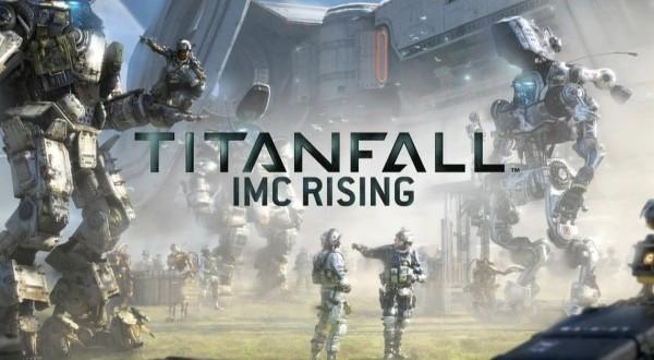 Titanfall IMC Rising logo