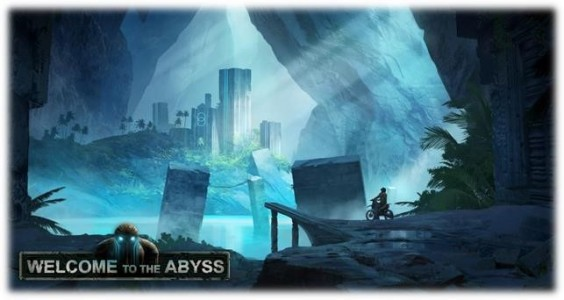 Trials Fusion - Welcome to the Abyss Logo