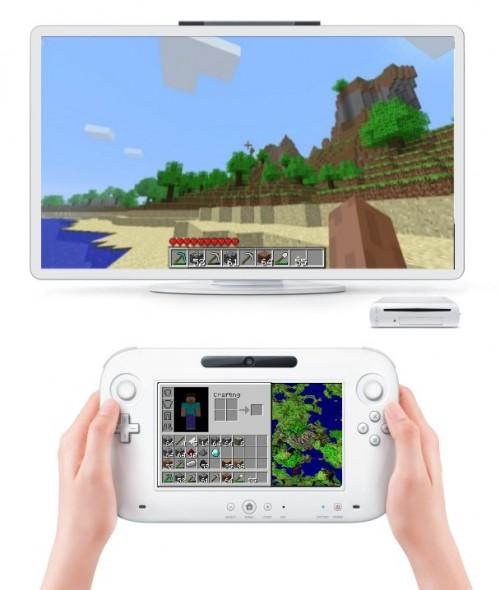 U Craft clone de Minecraft en route sur Wii U