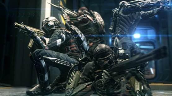 Call of Duty : Advanced Warfare coop
