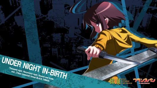 Under Night In-Birth Personnage principal
