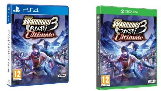 Warriors Orochi 3 Ultimate PS4 Xbox One