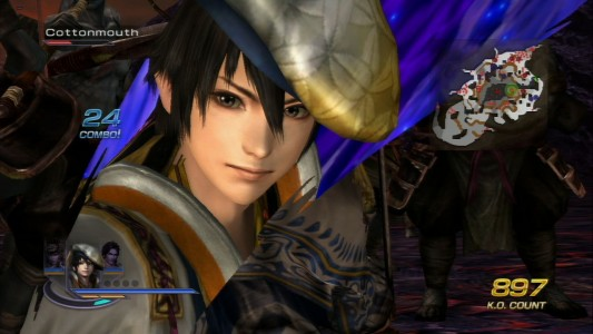 Warriors Orochi 3 Hyper personnage
