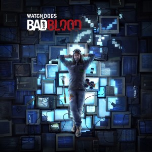 Watch Dogs - Bad Blood jaquette