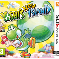 Yoshi's new island jaquette