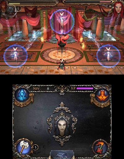 castlevania mirror of fate2pg