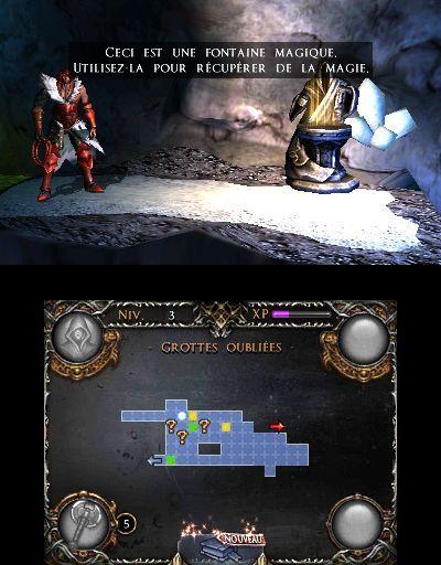 castlevania mirror of fate4