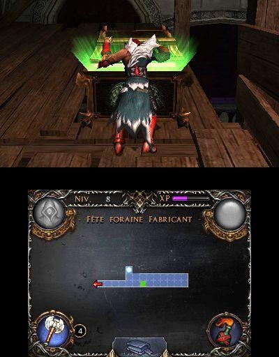 castlevania mirror of fate5