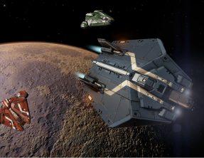 Elite: Dangerous, le mystère du vaisseau alien