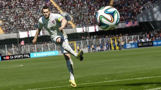 FIFA 15 Les jeux vidéos de la rentrée