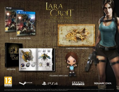 lara croft and the temple of osiris gold