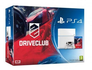 Driveclub Bundle PS4