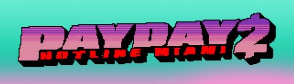 Payday 2 Hotline Miami logo