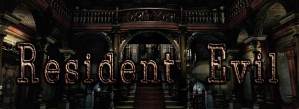 resident evil HD TITRE