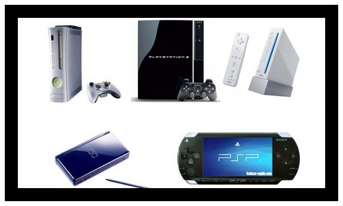 Le récapitulatif des sorties de jeux vidéo fin 2014