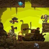SteamWolrd Dig : A Fistful of Dirt Gameplay