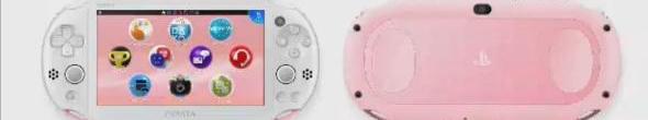 Une PlayStation Vita rose : foncez mesdames