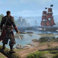 Assassin's Creed Rogue - vue d'horizon
