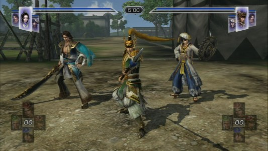 warriors orochi 3 hyper duel